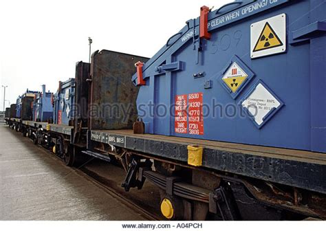Low Level Nuclear Waste Stock Photos & Low Level Nuclear