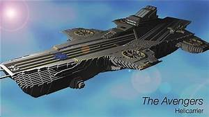 The Avengers SHIELD Helicarrier With Download And