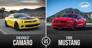 Best Pony Car: Ford Mustang vs Chevrolet Camaro
