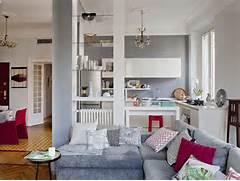 Gallery of foto cucina e soggiorno divisi da porte scorrevoli in ...