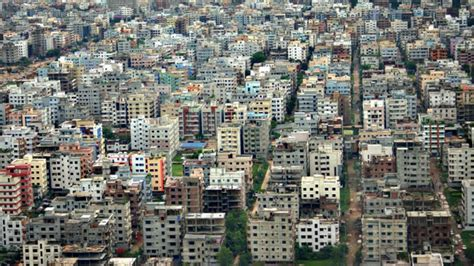 Sick Cities: A Scenario for Dhaka City - International ...