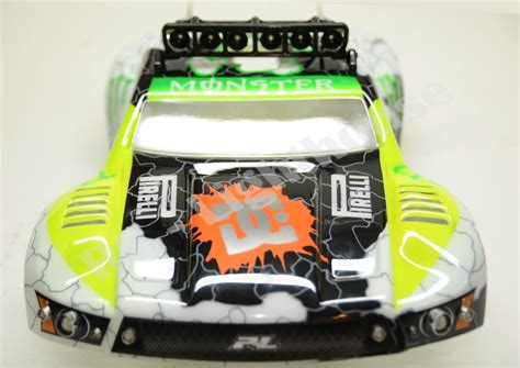 18 traxxas slash 4x4 or 2wd rc10 led light set with rpm