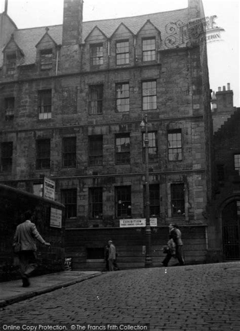 Edinburgh, Boswell's Court 1953 - Francis Frith