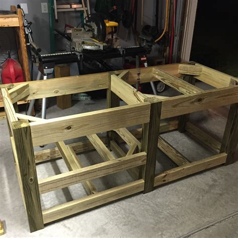 big green egg table plans with doors the lowcountry lady big green egg concrete top table plans
