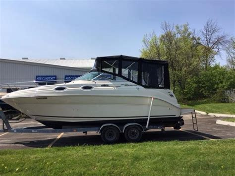 Used Aluminum Boats For Sale In Ontario Canada by Used Cuddy Cabin Boats For Sale In Ontario Canada Boats