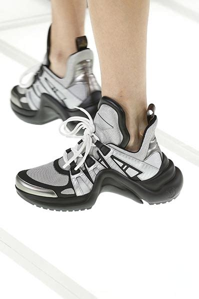 Wild sneaker trend spring 2018 are dominating runway | Chiko Shoes