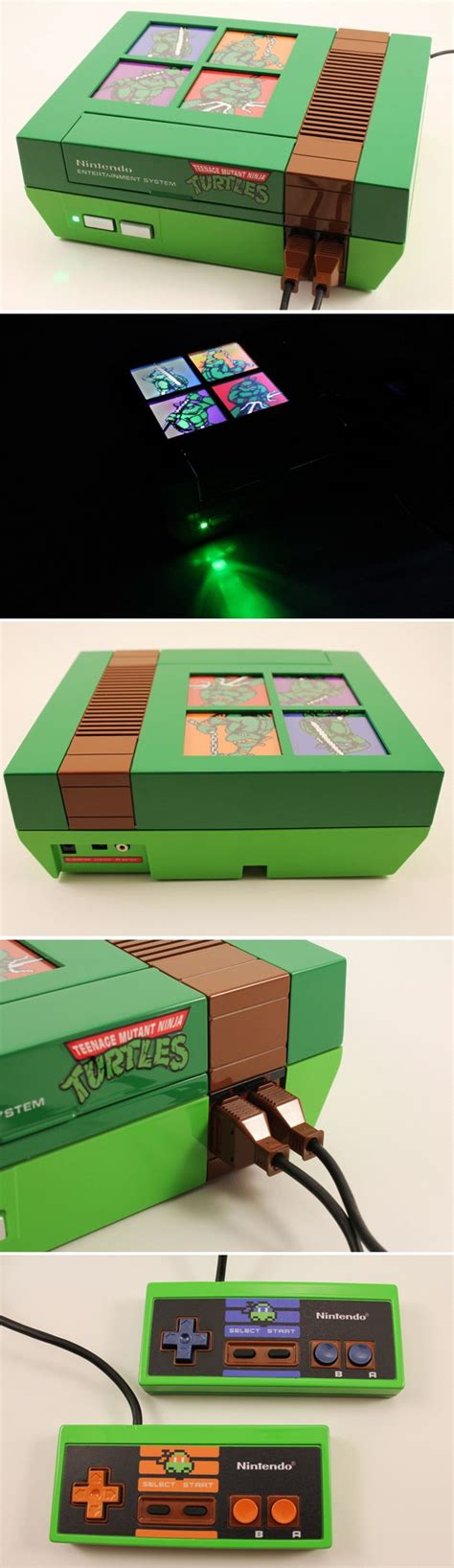 91 Best Images About Custom Videogame Consoles On
