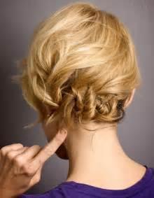 Coiffure Cheveux Long Attach Chignon