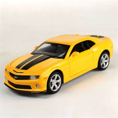chevrolet camaro bumblebee diecast vehicle car model