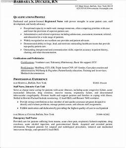 nurse resume templates free free samples examples With free rn resume template