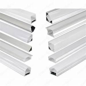 Led Strip Leiste : led schiene aluminium deckenanbringung 3 75 ~ Watch28wear.com Haus und Dekorationen