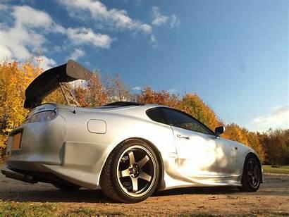 Supra Toyota Cars Vehicle Wallpapers Desktop Mobile