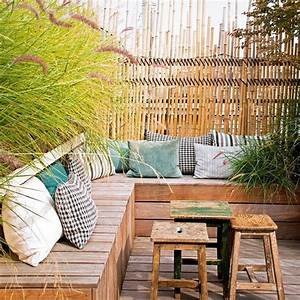 Plantes D Extérieur Pour Terrasse : am nagement espace ext rieur des id es pour vos terrasses ~ Dailycaller-alerts.com Idées de Décoration