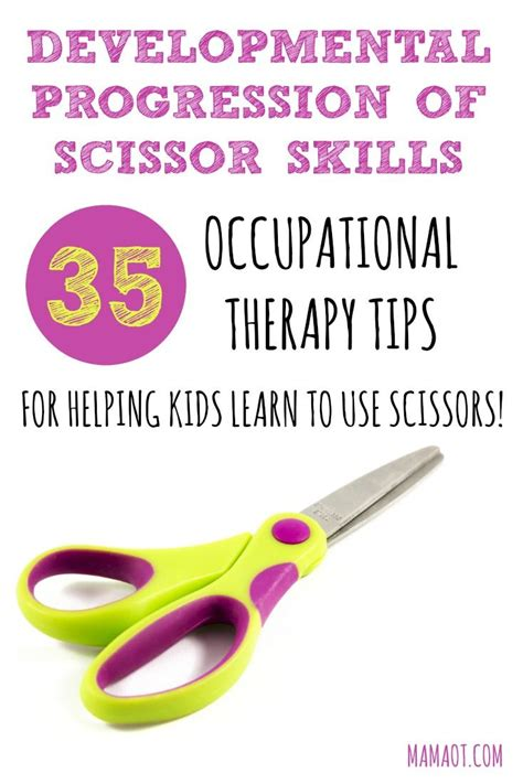 25 best ideas about scissor skills on paper 567 | 7c73e90cff80355bccd96f1693975040