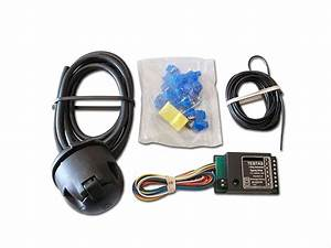 Towbar Wiring Kit 7 Pin Universal 12n Single Electrics 7way Bypass Relay
