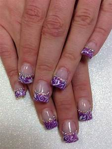 112 best Twist on regular French manicure images on ...