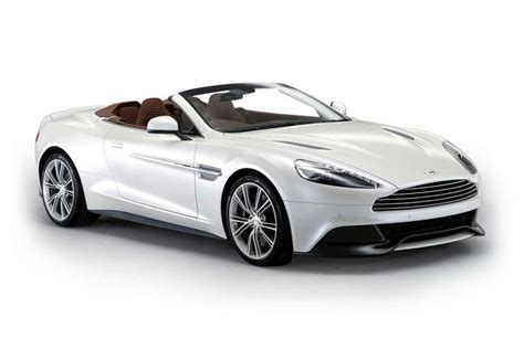 Aston Martin Vanquish Convertible by Lease Aston Martin Vanquish Convertible V12 595 S 2dr