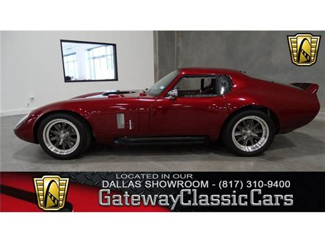 Daytona For Sale by 1965 Shelby Daytona Coupe For Sale Gc 13786 Gocars