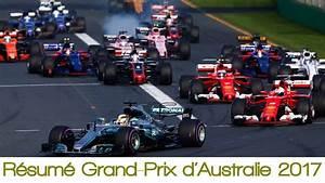Gp Australie 2017 : r sum grand prix d 39 australie 2017 formule 1 youtube ~ Maxctalentgroup.com Avis de Voitures