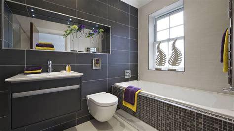 gray tile bathroom ideas grey bathroom wall and floor tiles ideas