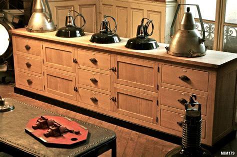 cuisine d meuble de métier à rangements variés