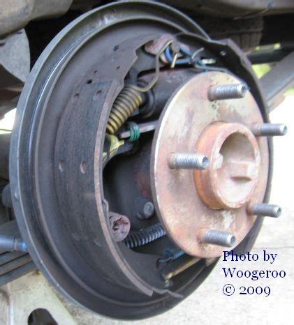 chevrolet  rear brake drums house  woogeroo