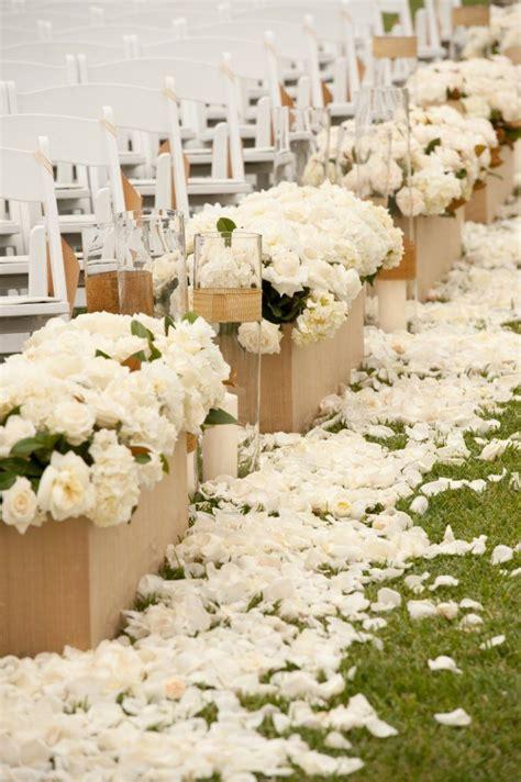 90 Best Aisle Treatments Images On Pinterest Wedding