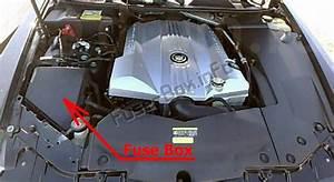 Fuse Box Diagram Cadillac Sts  2005