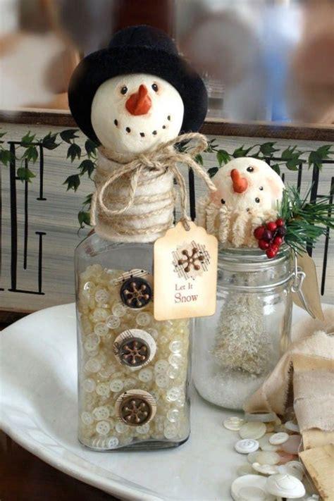 fun snowman christmas decorations   home digsdigs