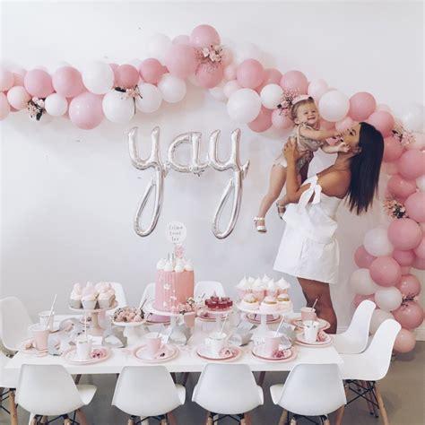 pretty  pink  birthday girls birthday party