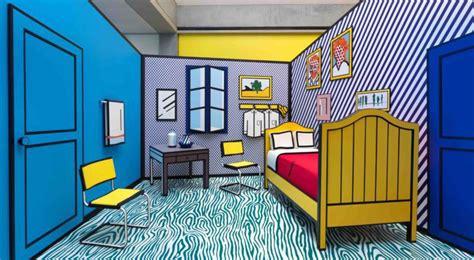 Bedroom Is Arles by Bedroom At Arles Roy Lichtenstein Psoriasisguru