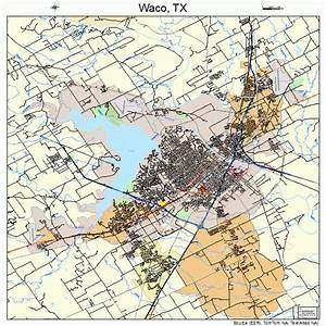 Mclennan County Map. Usa Maps. US Country Maps