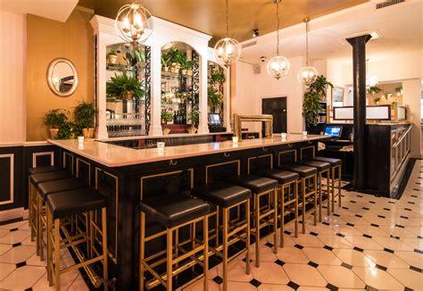 Mr. White, New Orleans-style Restaurant Designed Like A