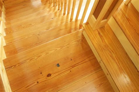 Longleaf Lumber   Flatsawn Heart Pine And Treads