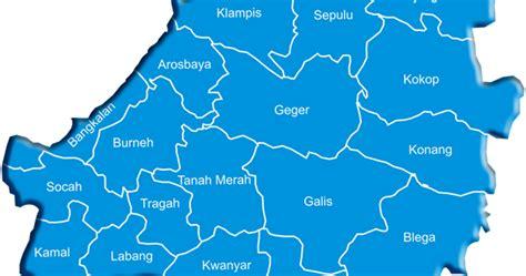 kwanyar wilayah kabupaten bangkalan
