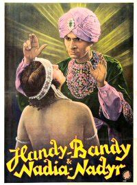 Awesome vintage hypnotist posters – Mind Hacks