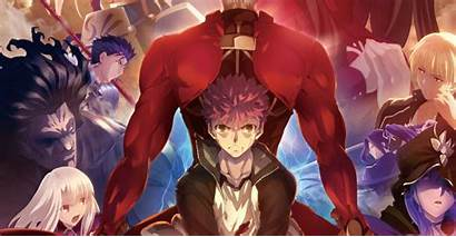 Unlimited Blade Works Night Season Fate Stay