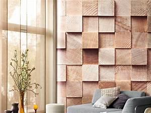 Papier Peint Deco : les avantages du papier peint trompe l oeil ~ Voncanada.com Idées de Décoration
