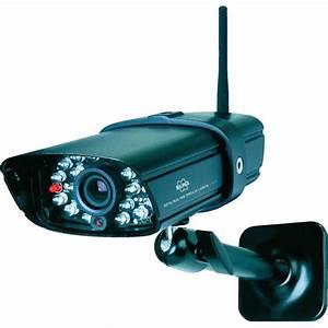 Camera De Surveillance Sans Fil Exterieur : camera de surveillance exterieur sans fil ~ Melissatoandfro.com Idées de Décoration