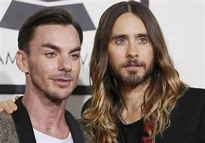 Thirty Seconds To Mars At The 2014 Grammys This Is Who I