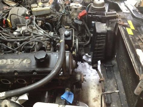 1993 240 wagon cylinder head removal part 1 volvo volvo enthusiasts