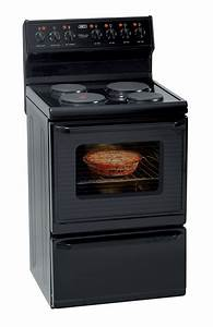 Defy Stove  Black  Model  Dss494