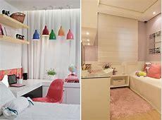 Como decorar um quarto pequeno + 20 quartos pequenos para