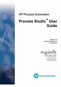 Autonomy Process Automation Process Studio 7 3 User Guide