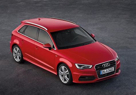 Audi A3 Sport Back by New Audi A3 Sportback At Kyleecob