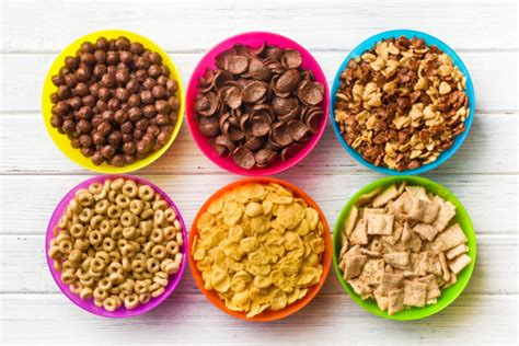 these are the unhealthiest cereals for your kids