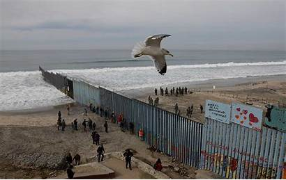 Border Wall Mexican Trump Side Mexico Diego