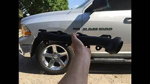 Dodge Ram 1500 Exhaust Manifold Removal  U0026 Replace