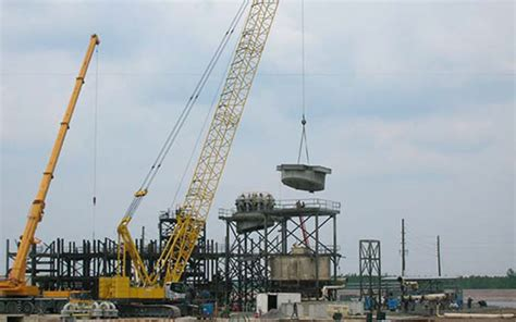 dupont concentrator relocation dhg dismantling projects