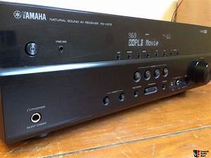 Yamaha Rx-v373 5 1-channel Av Receiver - Like New